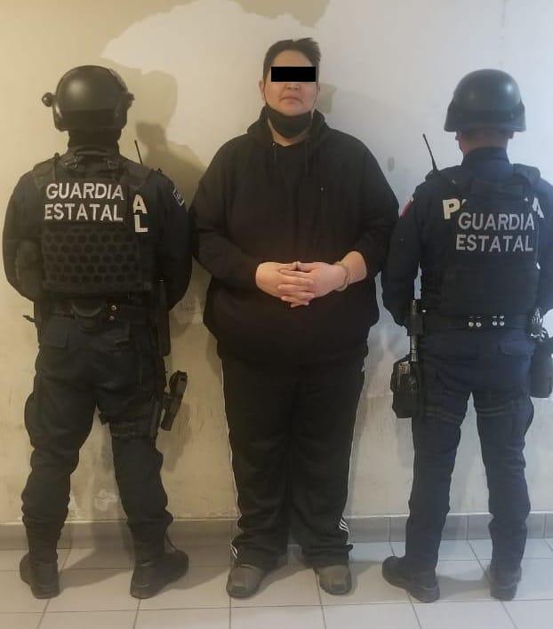 Detienen a distribuidor de armas de fuego que abastecía a grupos criminales