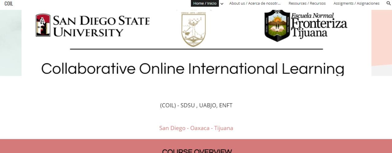 Participa la ENFT en intercambio con universidades de San Diego y Oaxaca