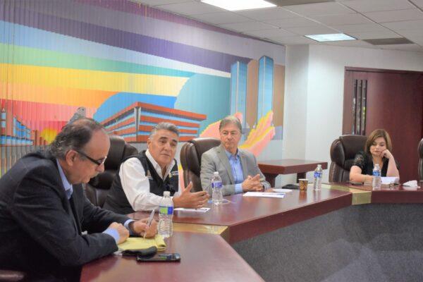 Beneficios fiscales para las fronteras norte y sur: Alejandro Ruiz Uribe