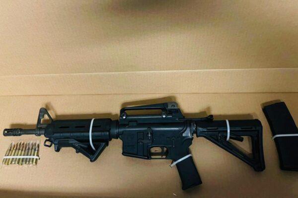 Vinculan a proceso a dos personas detenidas con más de dos kilos de metanfetamina y un arma larga