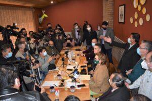 Baja California tiene instituciones de salud solidarias, comprometidas y bien organizadas: Ruiz Uribe