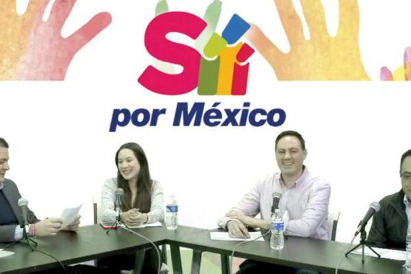 Trabajar por un nuevo federalismo, recalcan en el Primer Foro Sí Por México y Misión Rescate México