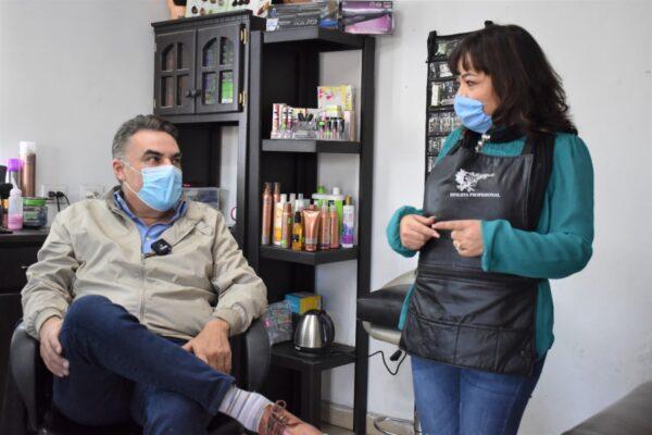 """""""Con esta Crisis Cualquier Apoyo es Bueno"""": Elizabeth Madre Soltera Beneficiada con las """"Tandas del Bienestar"""""""