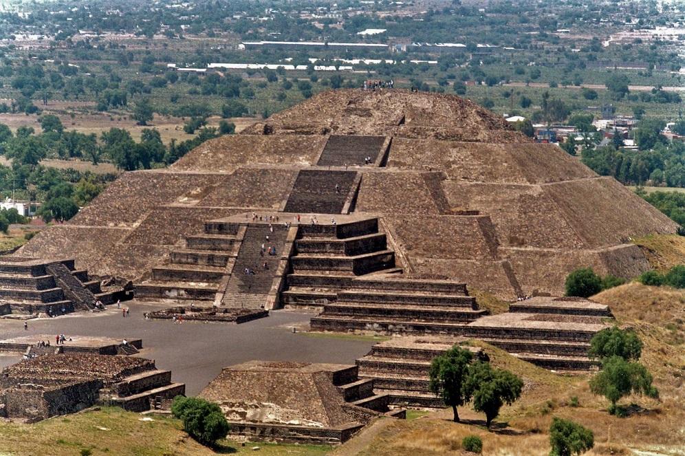 Zona Arqueológica de Teotihuacan reabrirá al público este 24 de febrero, bajo estricto protocolo sanitario