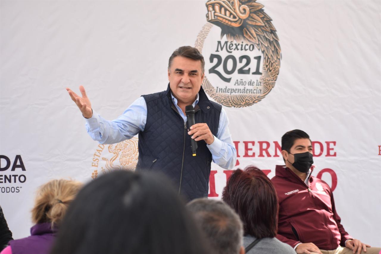 """Gobierno de la 4T elimina """"El Intermediarismo"""" en entrega de programas sociales: Alejandro Ruiz Uribe"""