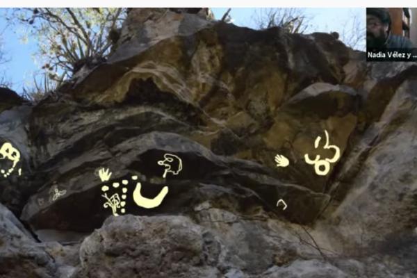 Pervive el milenario culto a la gráfica rupestre en Huayacocotla, Veracruz