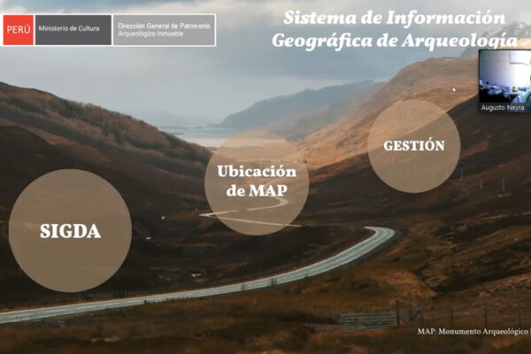 México y Perú intercambian experiencias sobre la gestión de sus patrimonios arqueológicos