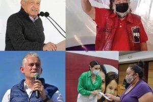 Aires políticos en BC