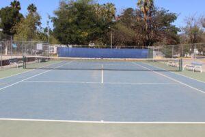 Anuncian apertura de canchas de tenis en Unidades Crea y Tijuana