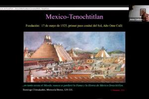 Desde la arqueoastronomía brindan una propuesta calendárica de la fundación de México-Tenochtitlan