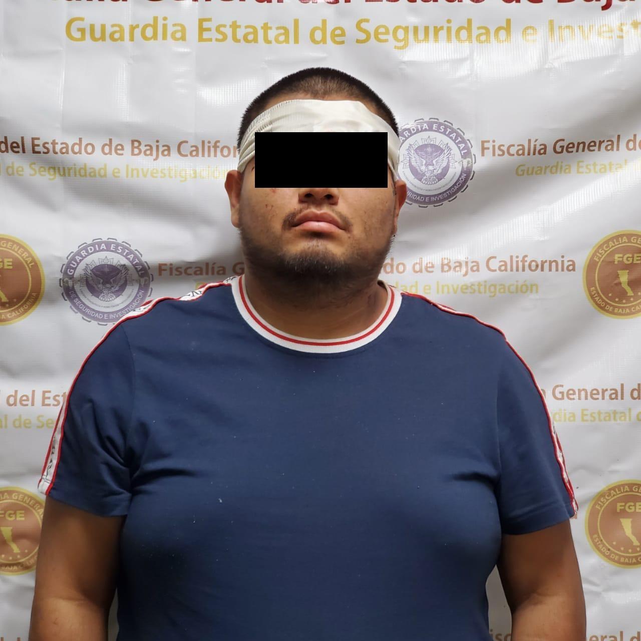 """Tras tiroteo capturan a """"El Cabo 62"""""""