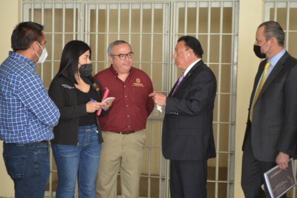 Centro Metropolitano de Justicia a punto de iniciar operaciones en la zona de la Encantada