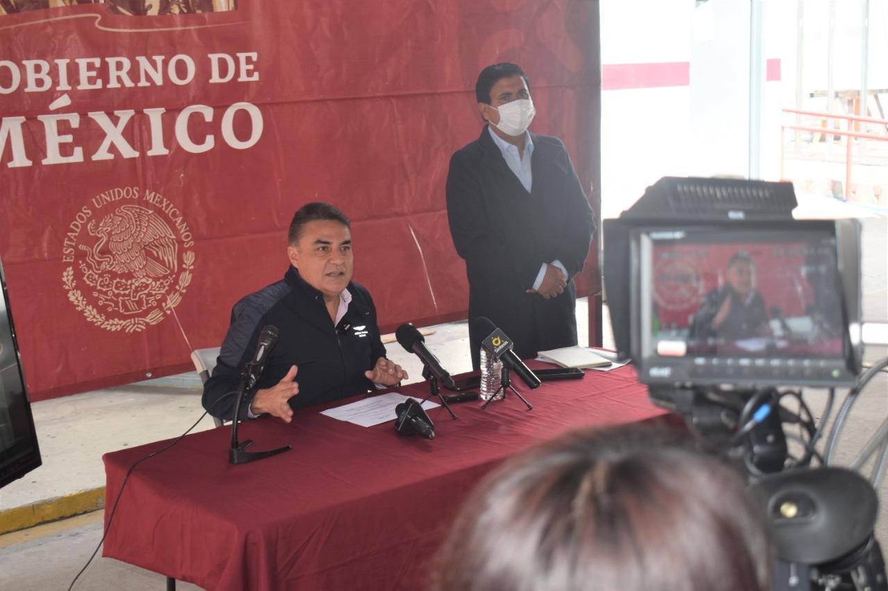 Llegan 2 Millones 383 mil pesos del Gobierno Federal para apoyos funerarios a deudos Covid-19: Ruiz Uribe