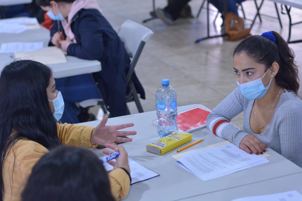 El GHE Juvenil arrancó con el tradicional curso de preparación a la universidad gratuito