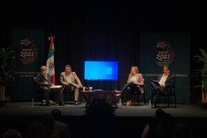"""Reflexionan en foro sobre la """"Guía Ética para la Transformación de México"""": Alejandro Ruiz Uribe"""