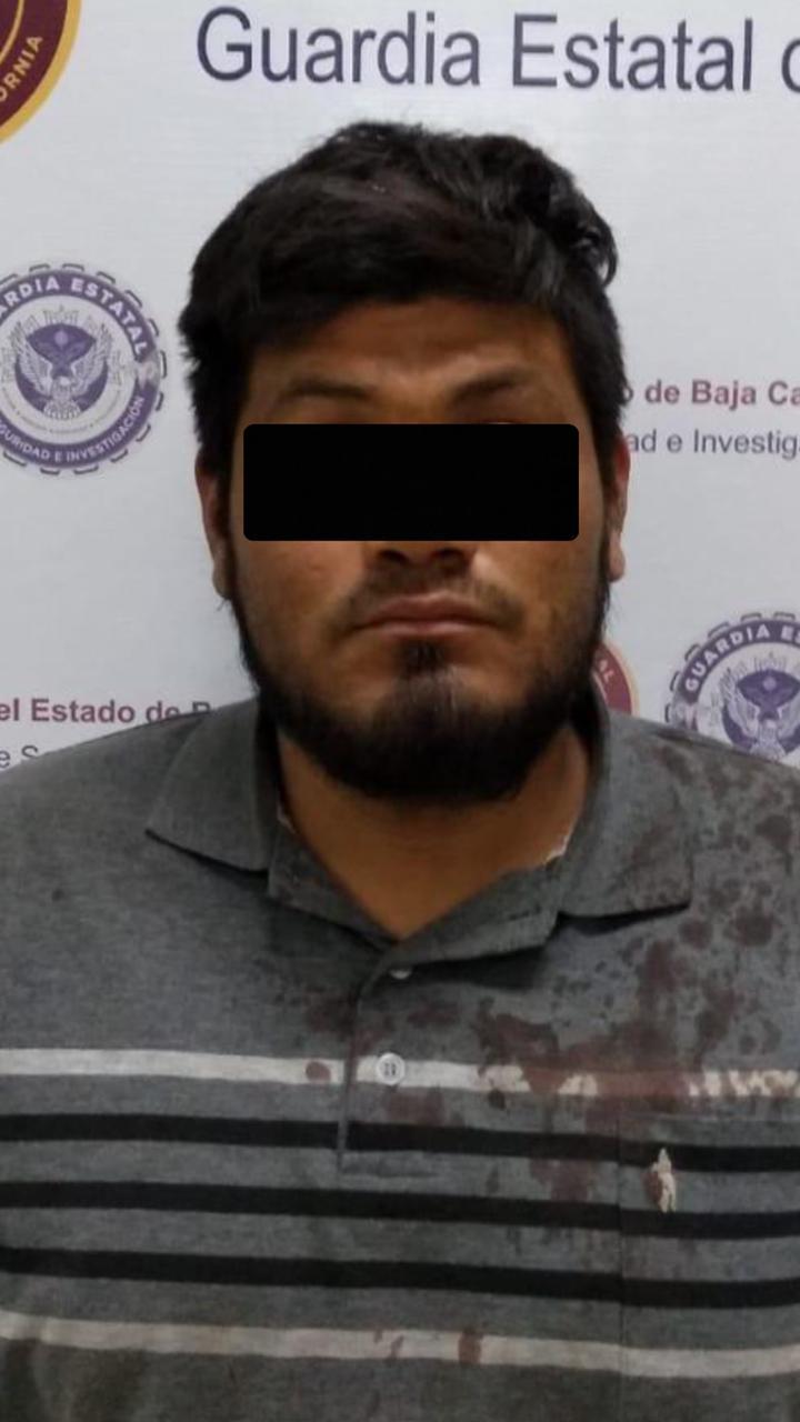 Capturan a hombre que asesinó a una mujer luego de una discusión