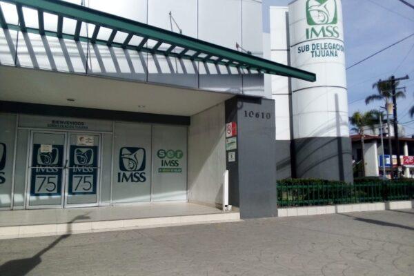 Por robo en el IMSS BC corren a empleados