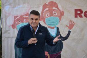 No trasladar adultos mayores de la ciudad al campo a vacunar contra el Covid-19: Ruiz Uribe