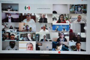 Participa FGE en Reunión Nacional para Combate a la Pornografía Infantil en México