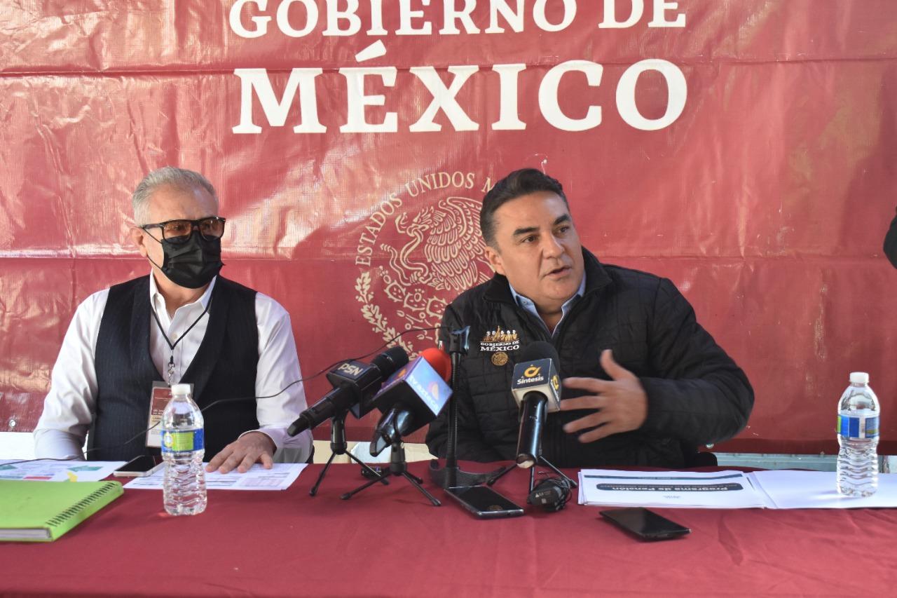 La próxima semana inicia vacunación de segunda dosis a Adultos Mayores en BC: Alejandro Ruiz Uribe