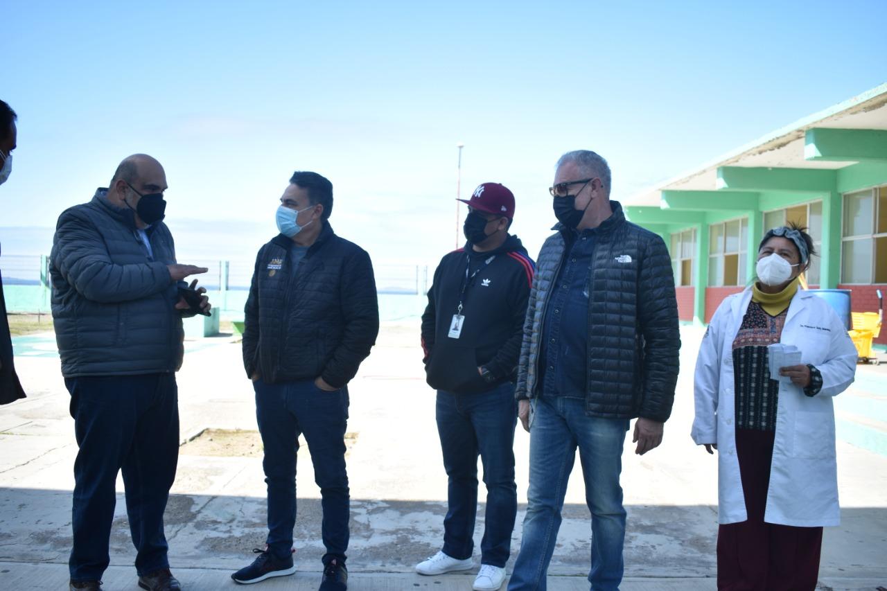 Mañana vacunación anticovid histórica para Adultos Mayores en Ensenada: Ruiz Uribe