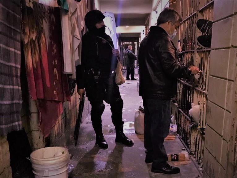 CEDHBC ha entrevistado a más de mil internos de la Peni