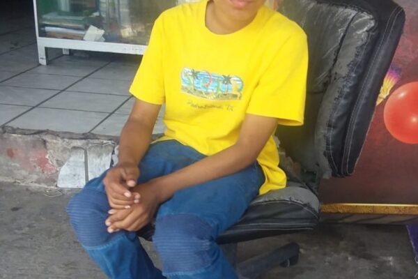 Buscan a menor de 11 años extraviado