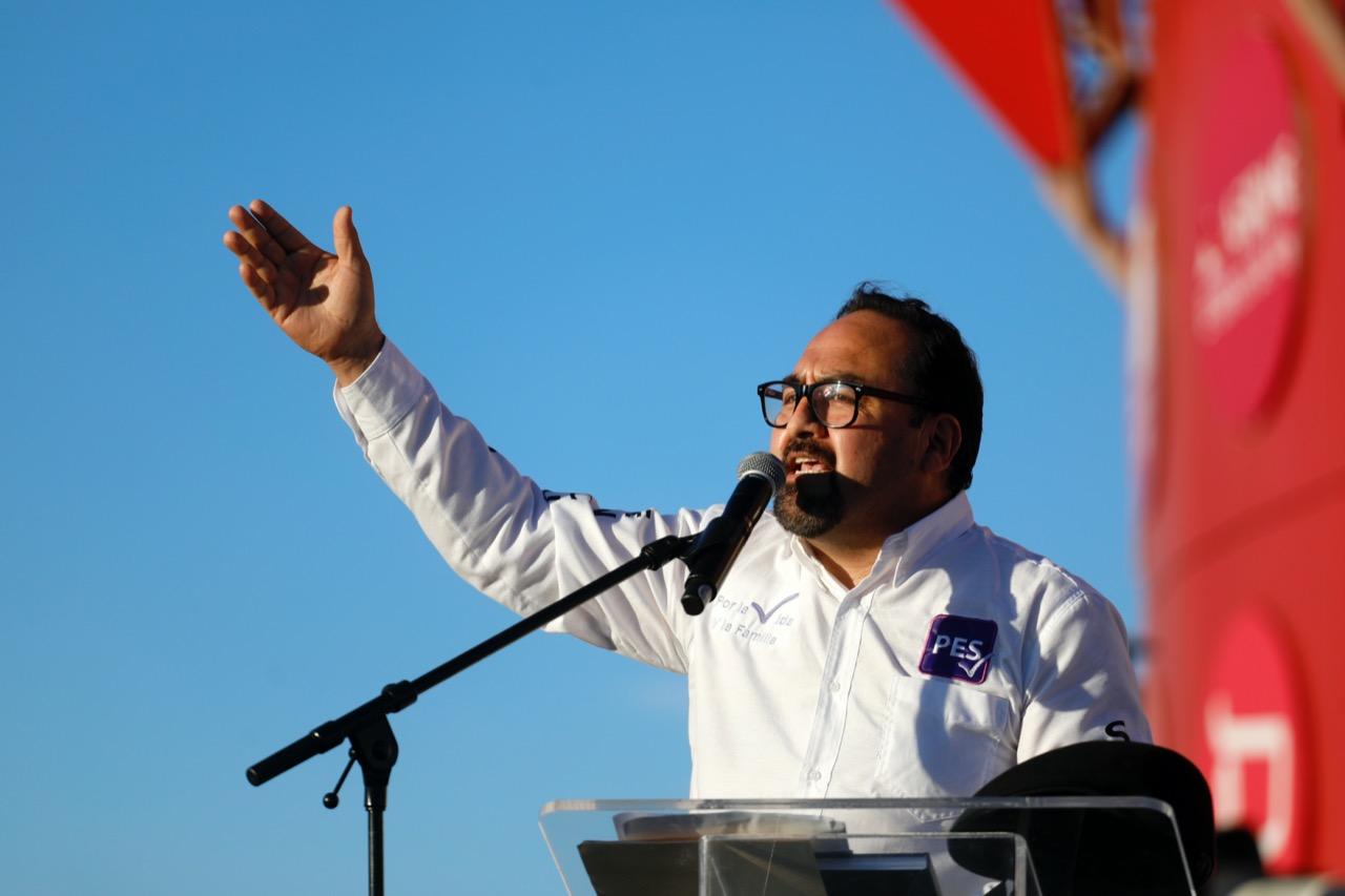 Estoy aquí para ofrecerles propuestas que procuren estabilidad social: Ricardo Cano Castro