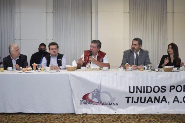 PRESENTA JORGE HANK, EJES DE CAMPAÑA