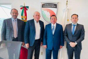 La FGE trabaja con Autoridades Federales a fin de redefinir la estrategia de seguridad para Baja California