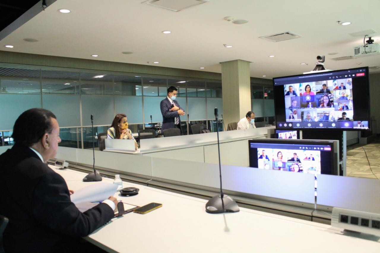 Participa Fiscal General de BC en Conferencia Nacional de Procuración de Justicia Zona Noroeste