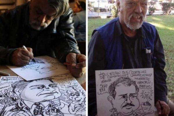 """Hará la ENFT homenaje al extinto caricaturista Francisco Javier Cruz Ramírez, """"Halder"""""""