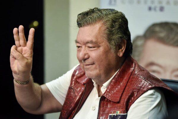 EXPONE JORGE HANK SU PROGRAMA DE GOBIERNO CON INTEGRANTES DE COPARMEX BAJA CALIFORNIA