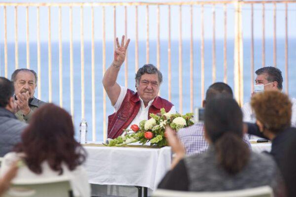 SEGURIDAD PARA LA INVERSIÓN Y SERVICIOS DE SALUD, PRIORIDAD PARA JORGE HANK