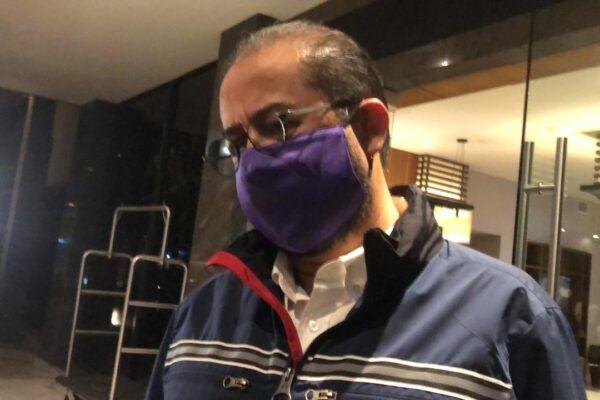 El gobernador violenta el proceso electoral atacando un candidato: PES