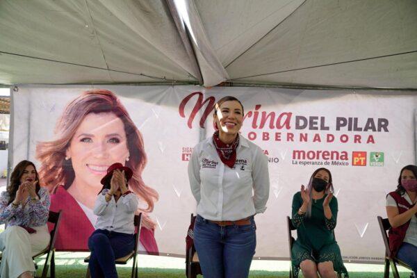 Mayor impulso a mujeres emprendedoras: Marina del Pilar