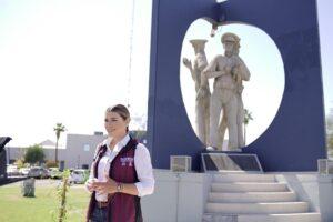 Contar con más y mejores policías será una realidad: Marina del Pilar