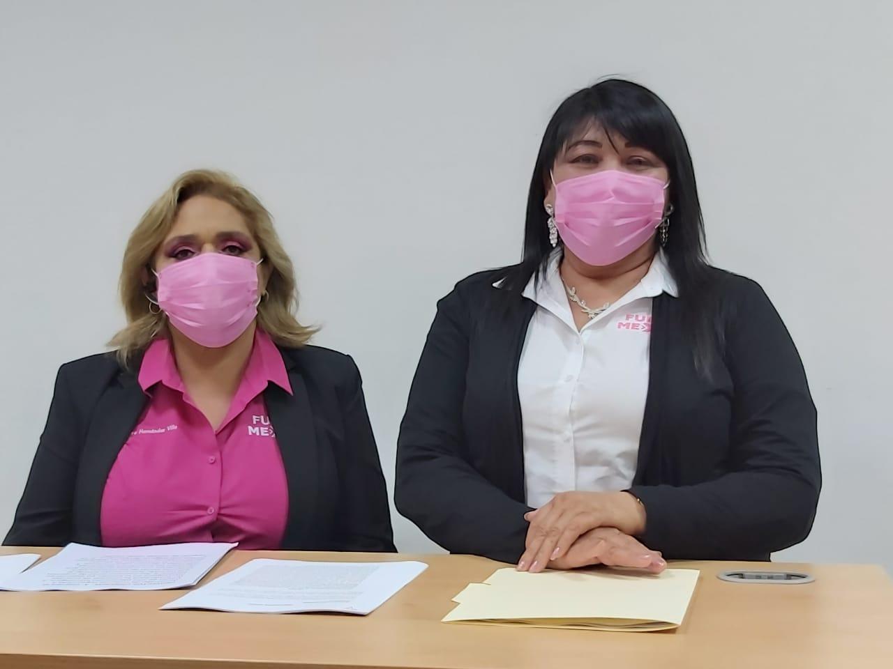 Proponen Mary Rivera y Josefina Zavala Fondos Para Migrantes y para apoyos ante Contingencias Sanitarias
