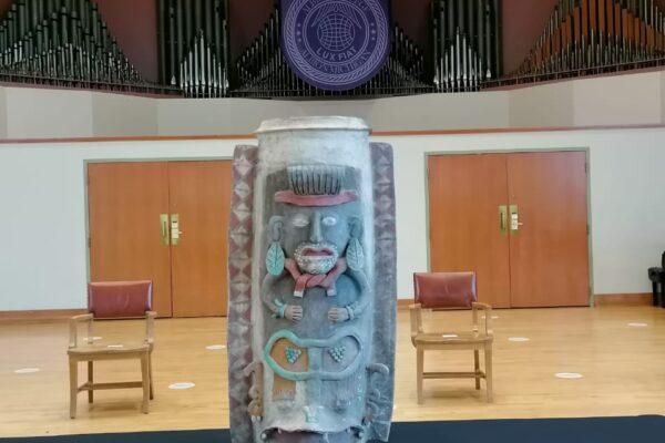 México recupera urna maya elaborada entre 900 – 1600 d.C.