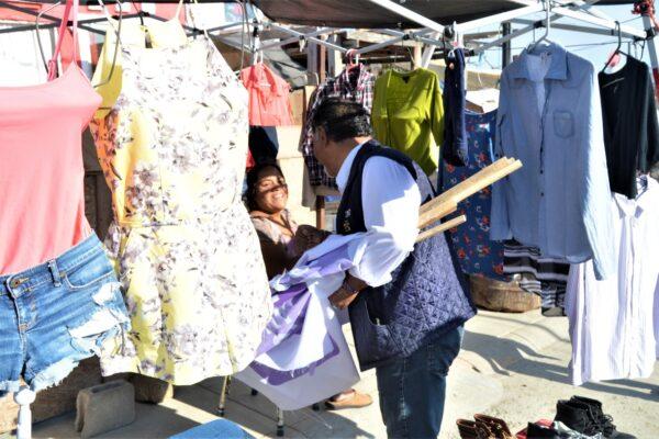 Impulsará Marco González Arenas leyes para garantizar la seguridad jurídica a comerciantes
