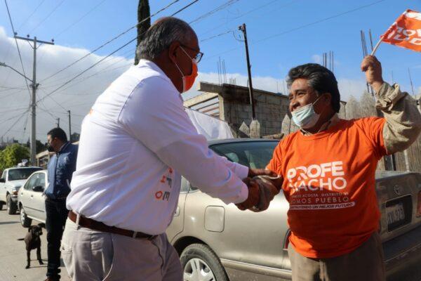 Profe Nacho impulsará construcción de un hospital en la Zona Este de Tijuana