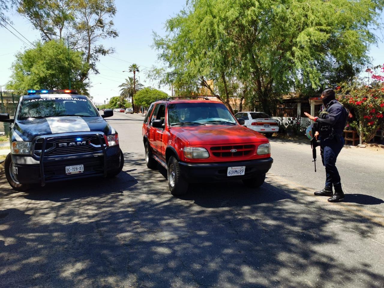 Prosigue FGE, respaldada por Fuerzas Federales, en combate al crimen con operativos coordinados en todo el estado