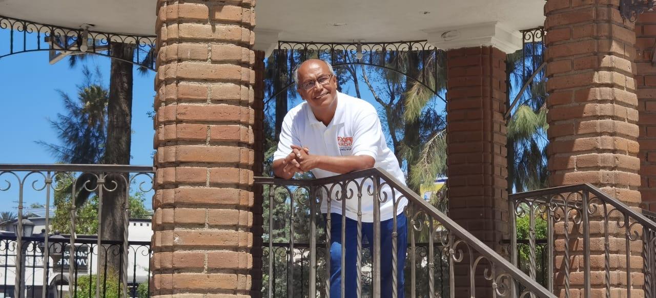 En estas elecciones hay que votar por la persona y su trabajo realizado y no por colores políticos: El Profe Nacho