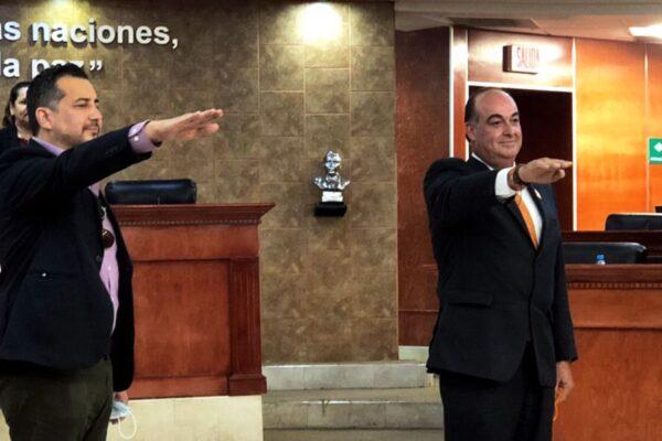 Vota diputado Juan Carlos Rabago en contra de endeudamiento millonario