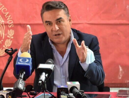 Puntos de vacunación este miércoles 14 de abril para Adultos Mayores de 60 Años en Adelante en Tijuana y  Mexicali: Ruiz Uribe