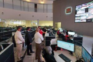 La Fiscalía General de Baja California se coordina con la Secretaría de Seguridad Pública de Sonora, a fin de combatir el crimen interestatal