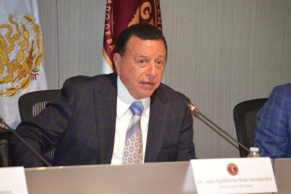 Fiscalías Anticorrupción y Contra Delitos Electorales se integran a la FGE