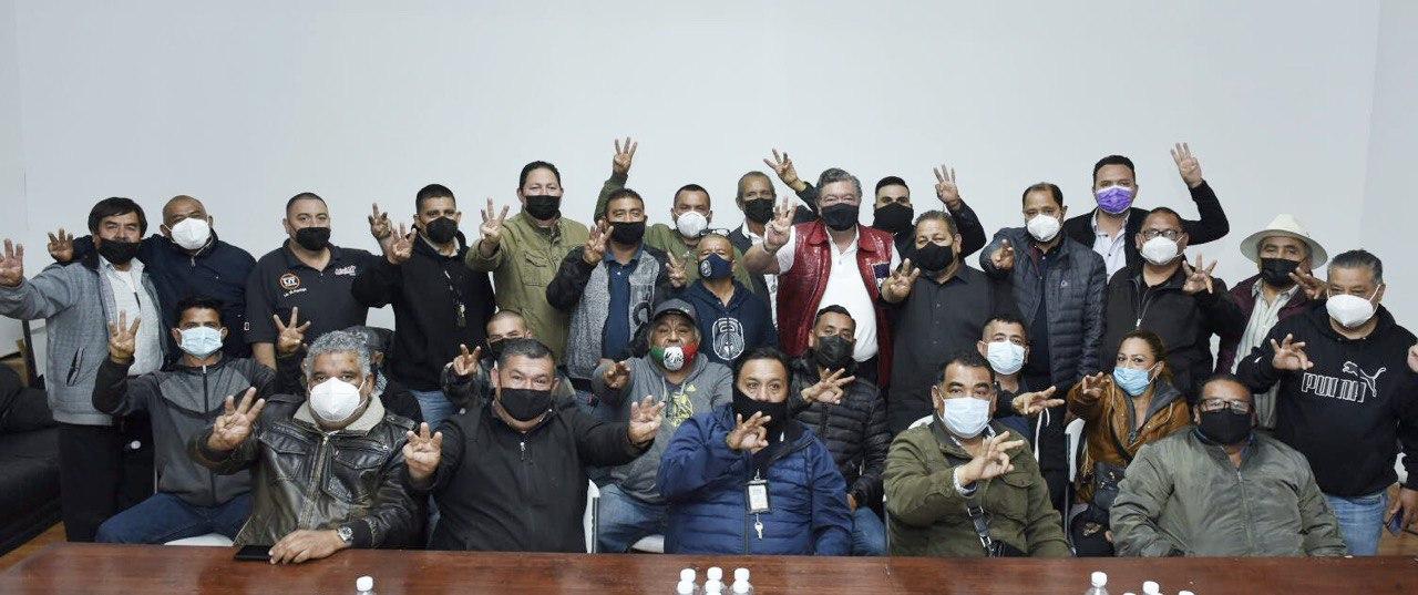 EFICIENTAR LAS RUTAS Y RENOVAR UNIDADES DE TRANSPORTE, PRIORITARIO PARA HANK RHON