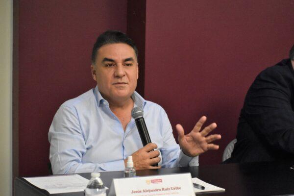 Mañana en Tecate Arranca Segunda Dosis de Vacuna Anticovid-19 a Adultos Mayores: Alejandro Ruiz Uribe