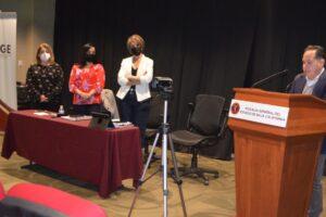 FGE y Poder Judicial atenderán casos de violencia contra la mujer con perspectiva de género